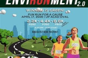Fun Run Event for a Cause — EnviRUNment 2.0: Winning is Green!