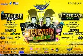 Island Revolution: Party at LaBoracay with Jetfire, Rivero, Tom Taus, Marc Marasigan, and More!