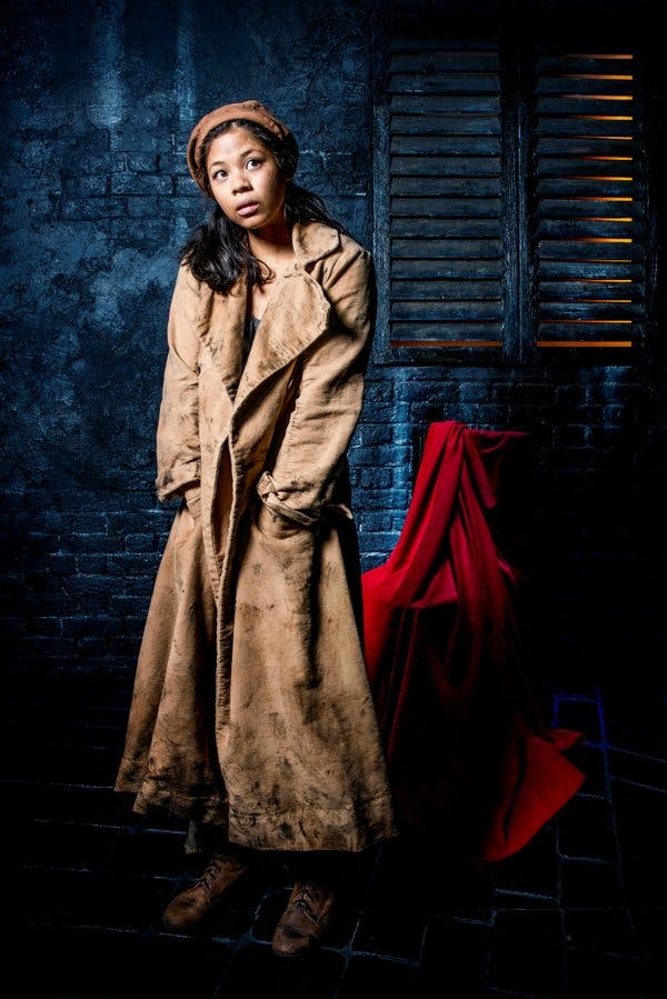 Fil-Am Eva Nobledeza Joins West End Cast of Les Miserables