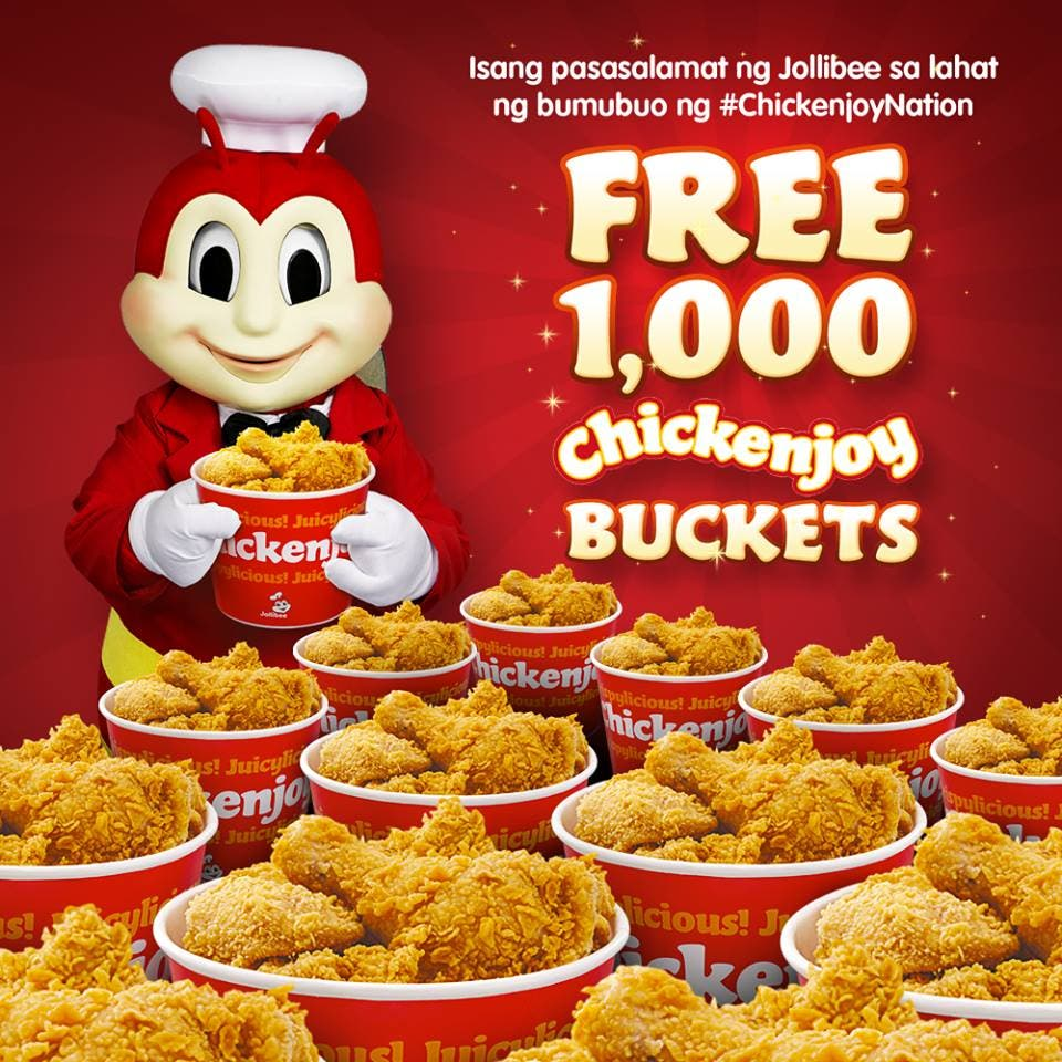 Bucket meal jollibee price - Michaels printable 40 off coupon