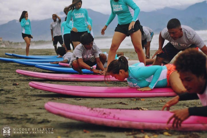 Freewaters Philippines, Primer Group of Companies, Baler Aurora, Casiguran Aurora, Surfing, Costa Pacifica, Charlie Does Surf School, Agta Indigenous Tribe, Nicole Villaluz, WhenInManila.com