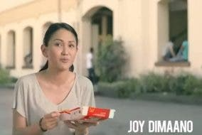 McDonald's Commercial Chicken ni Joy