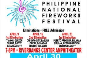 5th Philippine National Fireworks Festival
