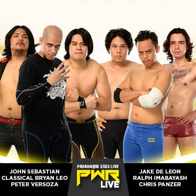 PWR-Live-Road-To-Wrevolution-X-6man-tag-When-in-Manila
