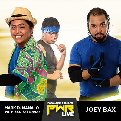 PWR-Live-Road-To-Wrevolution-X-MDM-Bax-When-in-Manila