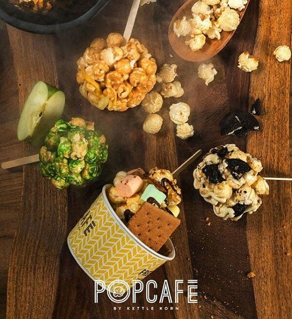 Popcafe by Kettle Korn 1