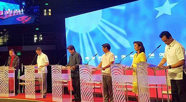 READ Netizen Compares VP Candidates to Lord of the Rings Characters