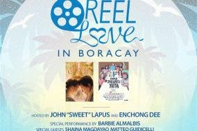 """Reel Love in Boracay: An Outdoor Screening of """"A Second Chance"""" and """"Baka Siguro Yata"""""""