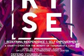 RISE: Redefining Independence and Self-Empowerment, A Charity Event for Tahanan Sta. Luisa
