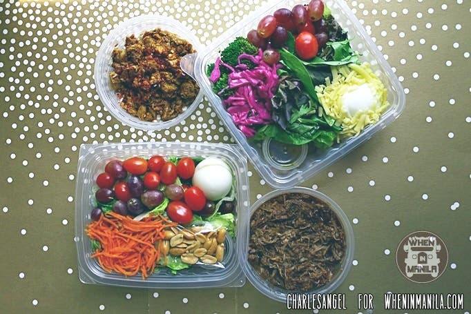 SPINACAS SALAD HEALTHY DIET DELIVERY SERVICE SINGAPORE REVIEW CHARLES ANGEL WHENINMANILA.COM WHENINMANILA (3)