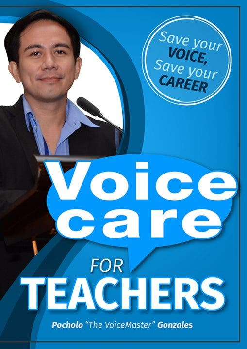 Voice Care for Teachers book cover