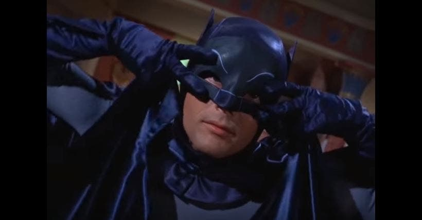 WATCH Batman Shows Off Dancing Skills in TV Series