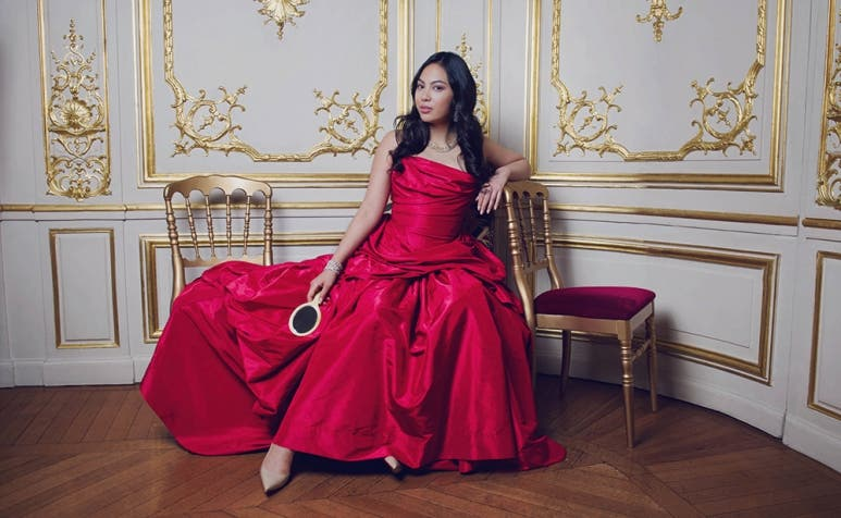 WATCH Dominique Cojuangco Shares Le Bal Experience in Paris