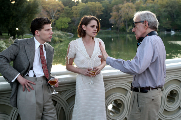 WATCH Woody Allen Returns for Café Society