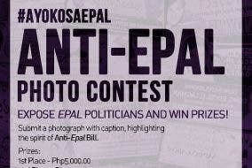 Tatak Botante: Anti-Epal Photo Contest
