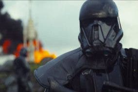 black stormtrooper rogue one star wars movie trailer
