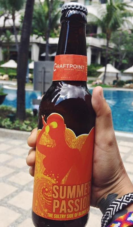 Craftpoint Summer Passion Ale