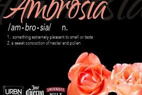Come Party with TRYST: Ambrosia at URBN BGC