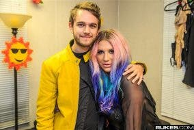 "LISTEN: Is Kesha Almost Free? Zedd Releases New Version of ""True Colors"" Featuring Kesha"