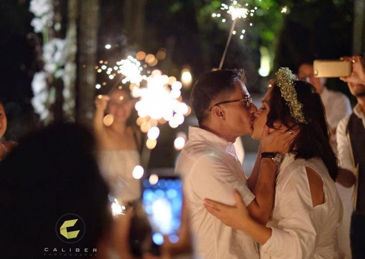 Caliber King Judy Ann Santos and Ryan Agoncillo Celebrate Anniversary with a Renewal of Vows