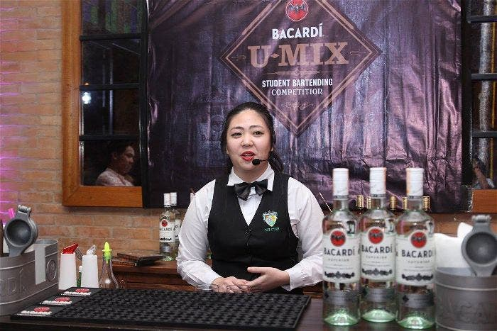 Bacardi UMIX Bartending Competition for Students