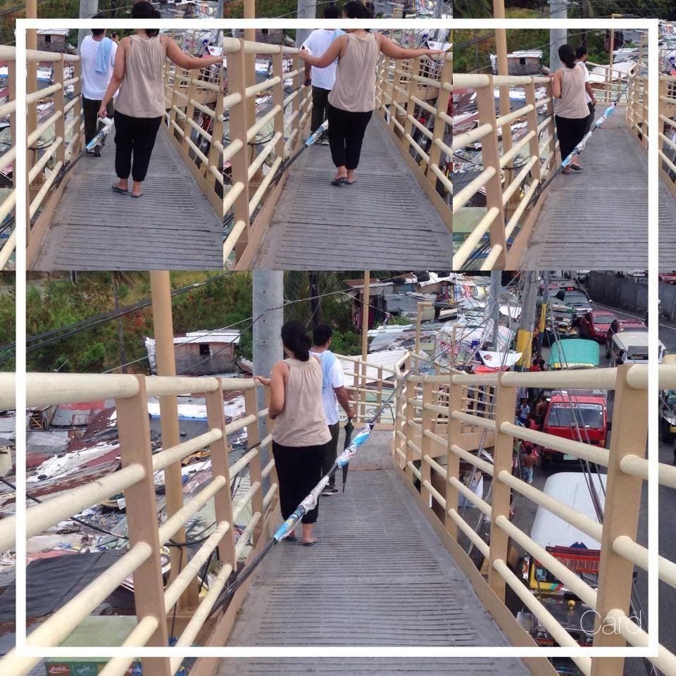 sucat highway footbridge