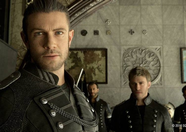 "PHOTOS: New Final Fantasy Animated Movie ""Kingsglaive"" Gives us a First Look"
