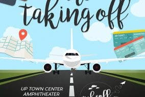 Takeoff Weekend Bazaar from May 27-29 @ UP Town Center!