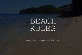 Simple Beach Rules We All Can and Should Follow The Pisces Project