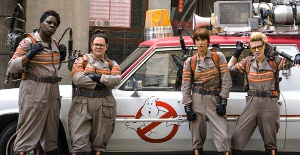 All-Female Ghostbusters Movie is the Most Disliked Trailer on YouTube