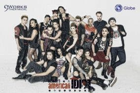 American Idiot group photo