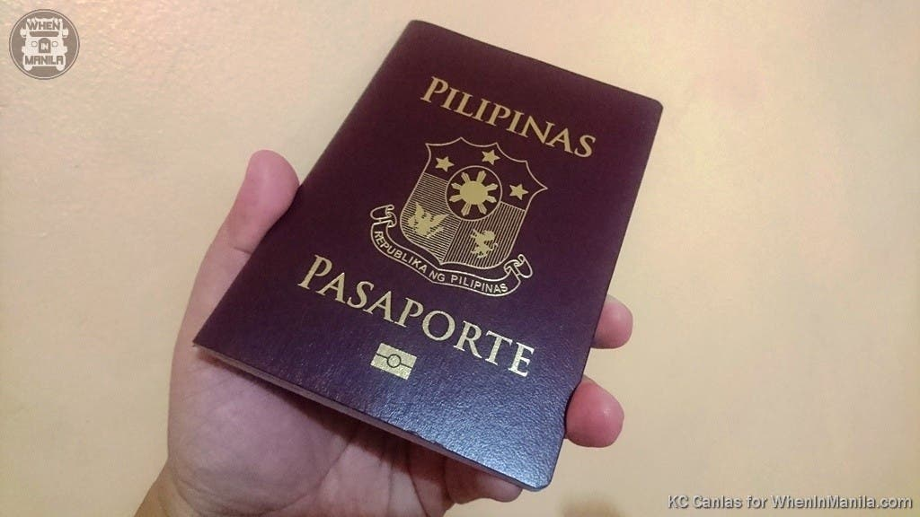 what information is needed to apply for a passport