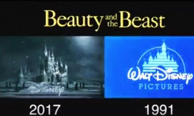 Beauty and the Beast 1991 and 2017 Trailer Versions are Almost Identical
