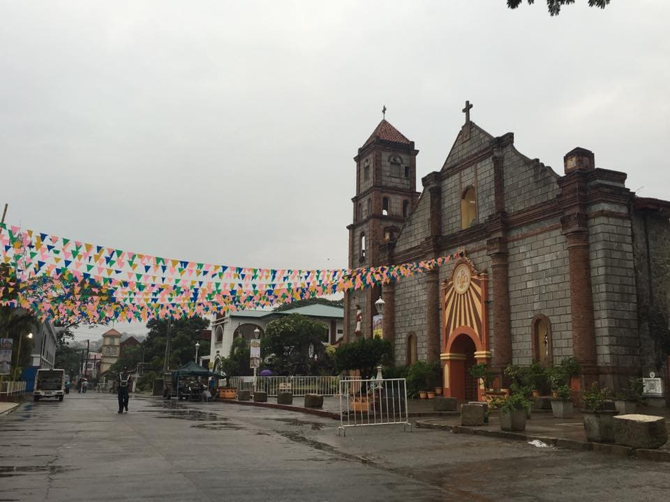 Church bell returns to the Philippines (1)