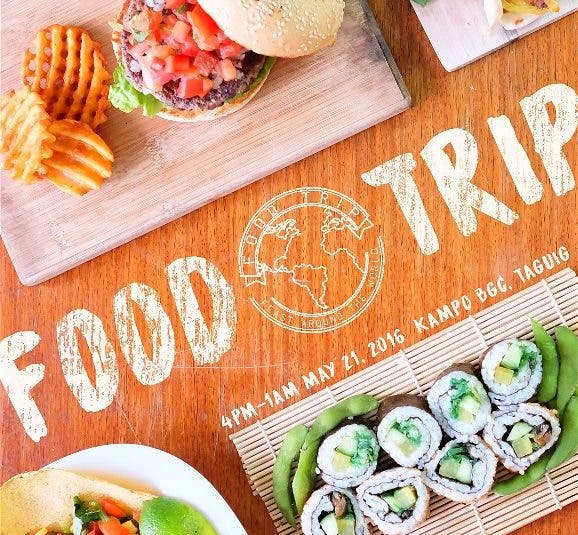 Experience a Feast Around the World at the Food Trip Food Festival at BGC!