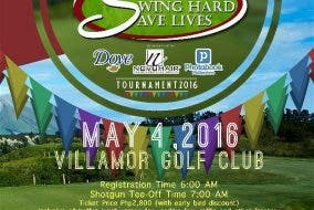 Sagip Buhay Medical Foundation 18th SAGIP Golf Classic: Sagip Buhay. Revolutionizing Healthcare.