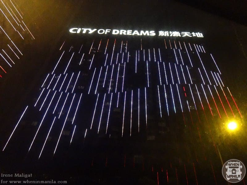 Outside the City of Dreams