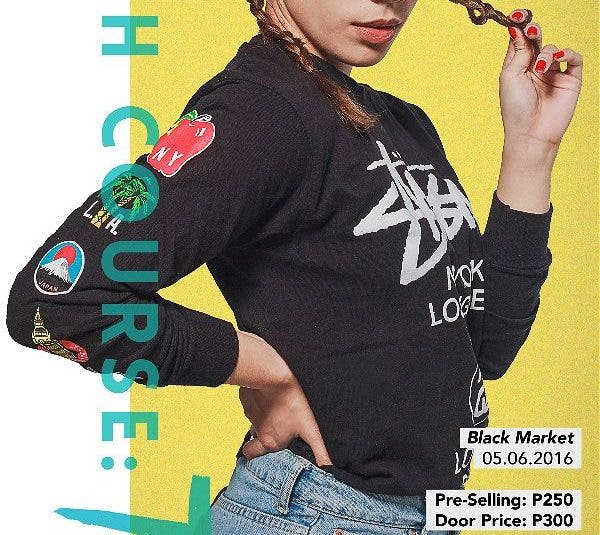 Crash Course: Trill — Featuring DJ Arthur Tan, Curtismith and Kidthrones @ Black Market!