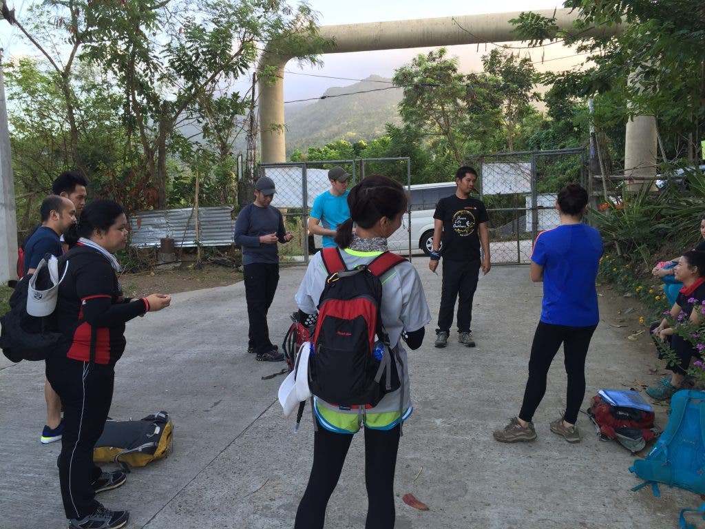 Mt Makiling with Trail Adventours