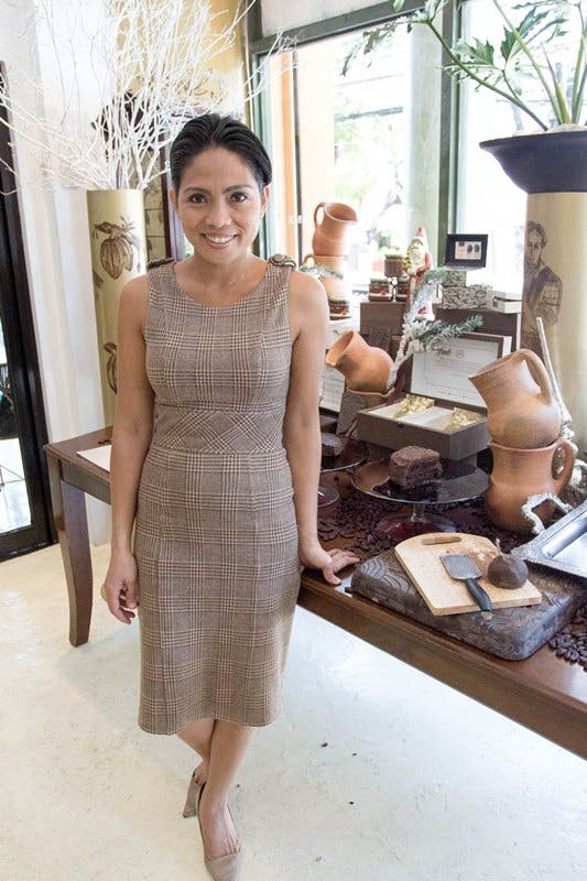 Item #9b Raquel T. Choa at The Chocolate Chamber Boutique store in Cebu City