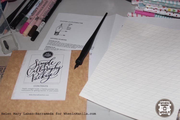 Nib-Calligraphy-DIY-Simple-Calligraphy-Kit-Brush-Lettering-Kit-Helen-Mary-Barrameda-5