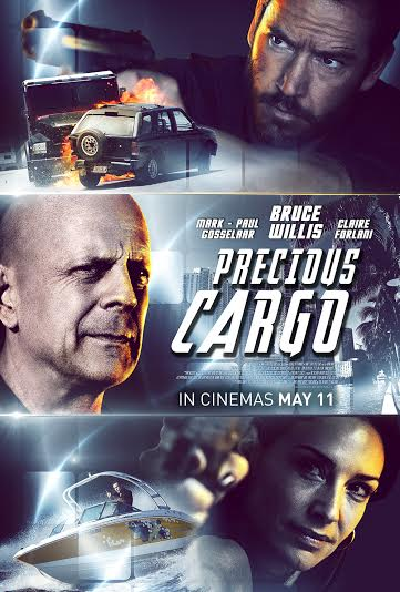 "Exciting Half-Billion Heist in ""Precious Cargo"" Starring Bruce Willis!"