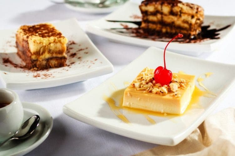 Ponte rialto brings a new class of italian cuisine to venice grand canal when in manila - Panna cotta herve cuisine ...