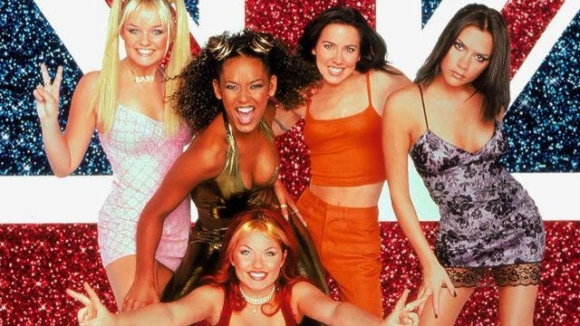 SPICE ALERT The Girls are Back in the Studio Recording New Songs!