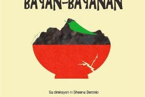 "Catch the Restaging of Bienvenido Noriega Jr.'s ""BAYAN BAYANAN"""