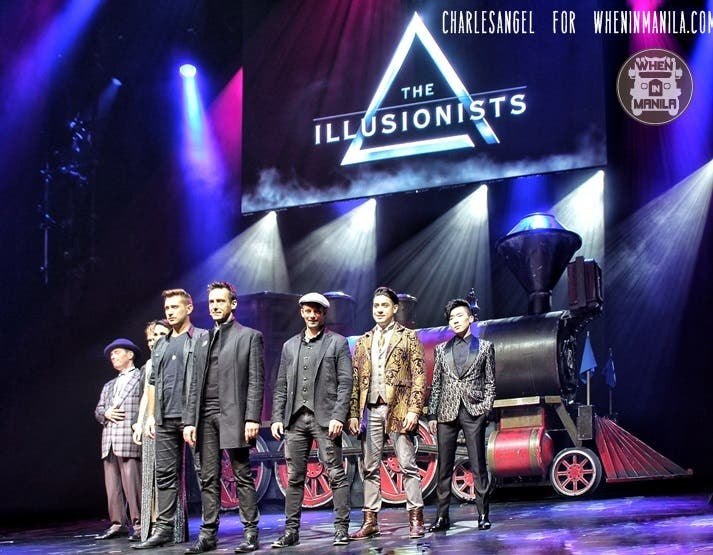 THE ILLUSIONISTS SINGAPORE LIVE FROM BROADWAY MAGIC REVIEW CHARLESANGEL WHENINMANILA.COM WHENINMANILA (222)