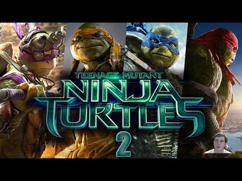 Teenage Mutant Ninja Turtles Out of the Shadows Trailer