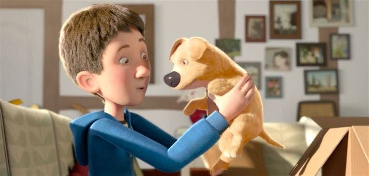 The Present Jacob Frey Heartwarming Animated Short Film About a Boy and His New Puppy