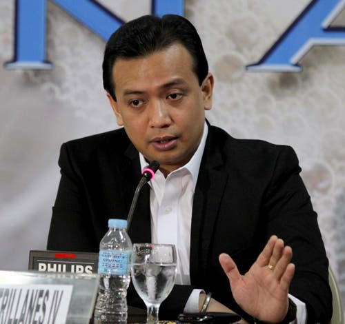 Trillanes Duterte Presidency