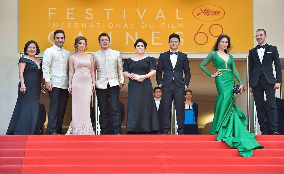 WATCH Andi Eigenmann, Maria Isabel Lopez, and Cast Stun at the Cannes Red Carpet